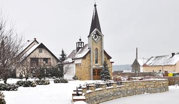 Kaplica zima